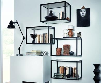 La bibliothèque dans votre salon